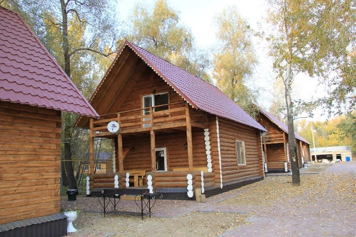 Лучшие базы отдыха на Волге Саратова и Энгельса. Цены и отзывы