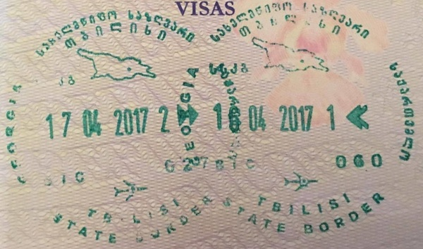 Въезд в Грузию для россиян 2021. По какому паспорту можно ехать, лететь, правила пересечения границы, советы