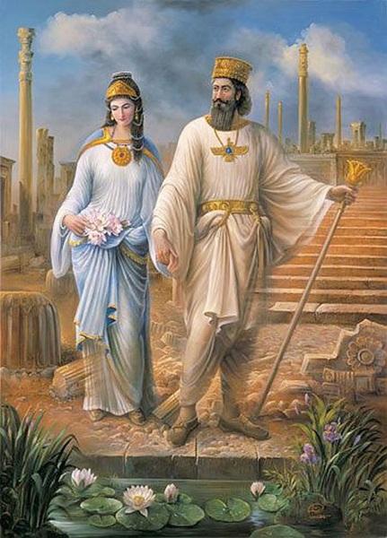 Висячие сады Семирамиды. Фото в наше время, где находятся, как выглядели в Вавилоне