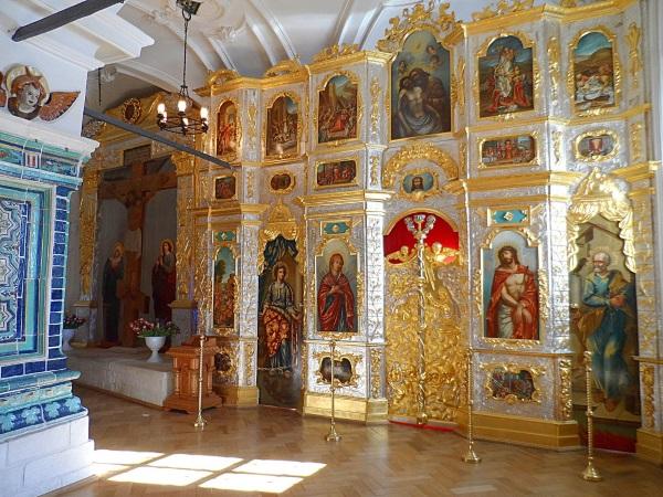 Воскресенский Собор Новоиерусалимского монастыря, Истра. Архитектор, где находится, фото, история