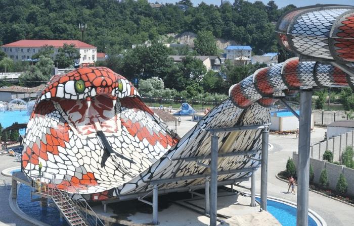 Аквапарки Краснодарского края крытые и открытые. Фото, цены, где находятся