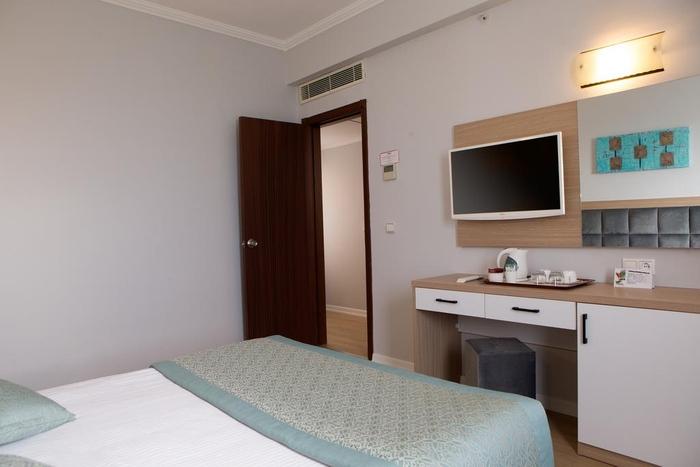 Antalya Adonis 4* Турция, Анталья. Отзывы, фото отеля, видео, цены