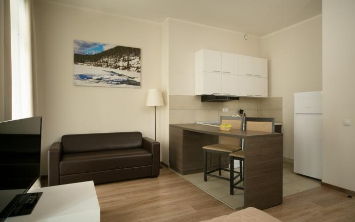 Апартаменты VALSET от AZIMUT Роза Хутор, Сочи, Россия. Отзывы, фото, цены