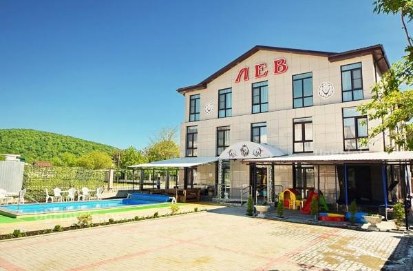 Архипо-Осиповка. Гостевые дома, санатории, отели, частный сектор для отдыха. Фото, карта, достопримечательности