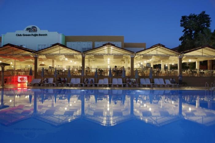 Armas Green Fugla Beach 4*, Турция. Отзывы, фото отеля, цены