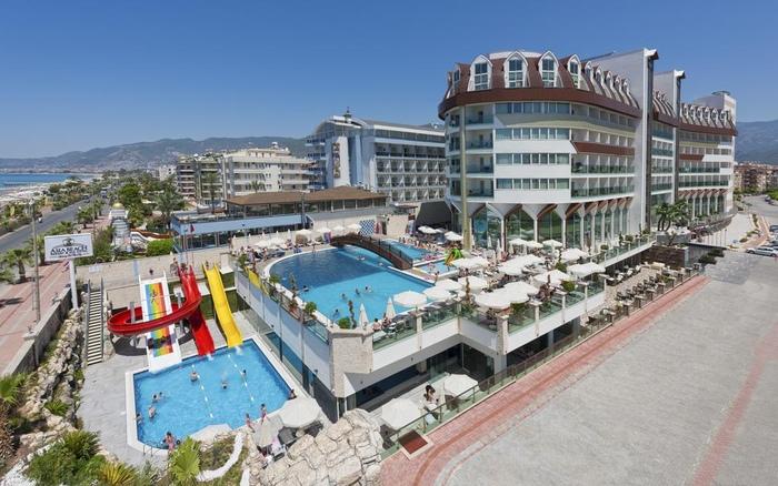 Asia Beach Resort & SPA 5* Алания/Турция. Отзывы, фото отеля, цены
