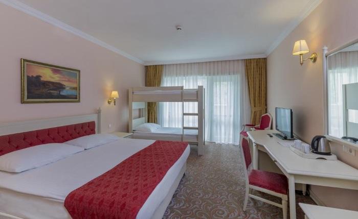 Asteria Kremlin Palace 5* Турция, Анталия. Отзывы, фото отеля, цены