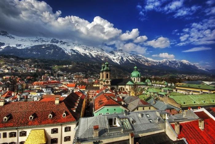 Австрия. Достопримечательности на карте, фото, что посмотреть в столице, городах Грац, Линц, Зельден