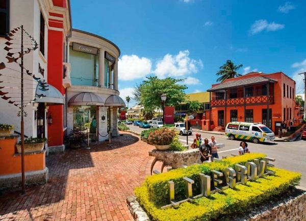 Барбадос. Фото, где находится на карте мира, столица, достопримечательности, интересные места и города