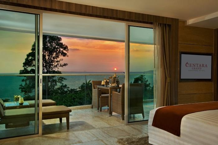 Centara Grand Phratamnak Resort Pattaya 5* Таиланд. Отзывы, фото отеля, цены