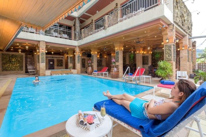 Chang Residence Patong Hotel 4* отель Таиланд/Патонг. Отзывы, фото, видео, цены
