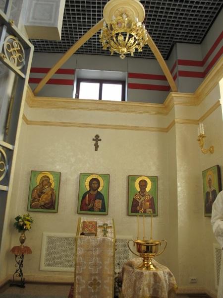 Часовня Спиридона Тримифунтского в Санкт-Петербурге на Васильевском острове. Фото, адрес, как добраться, расписание богослужений