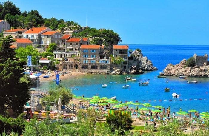Отдых на море в Черногории. Курорты, отели, лучшие места с детьми. Цены и отзывы