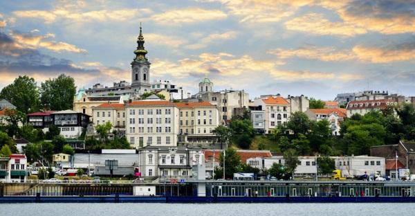 Длительная стыковка AirSerbia. Что посмотреть в Белграде за 1 день