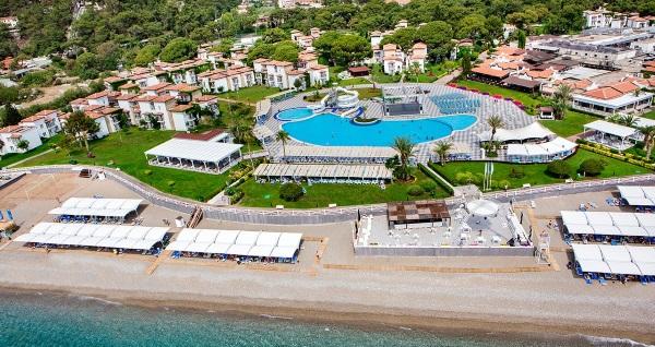 Club Marco Polo 5* Турция, Кемер. Отзывы, фото, видео, цены