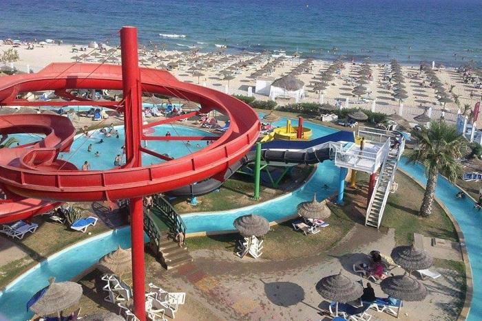 Club Novostar Les Colombes 3* Тунис. Отзывы, фото, видео, цены