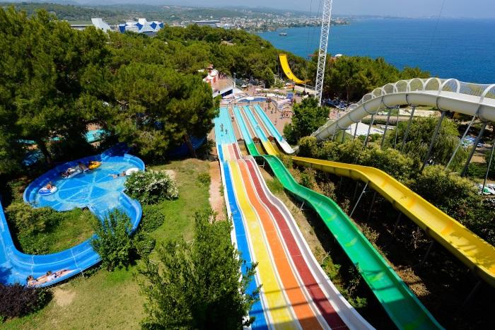 Club Side Coast 5* (Клаб Сиде Коаст) Турция. Отзывы, фото отеля, цены