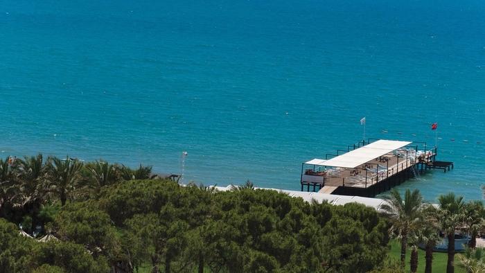 Cornelia De Luxe Resort 5* Турция/Белек. Отзывы, фото отеля, цены