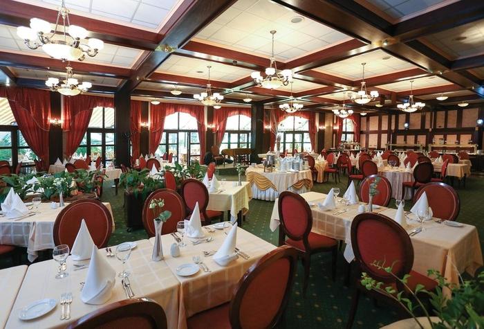 Danubius Grand Hotel Margitsziget Будапешт/Венгрия. Отзывы, фото отеля, цены