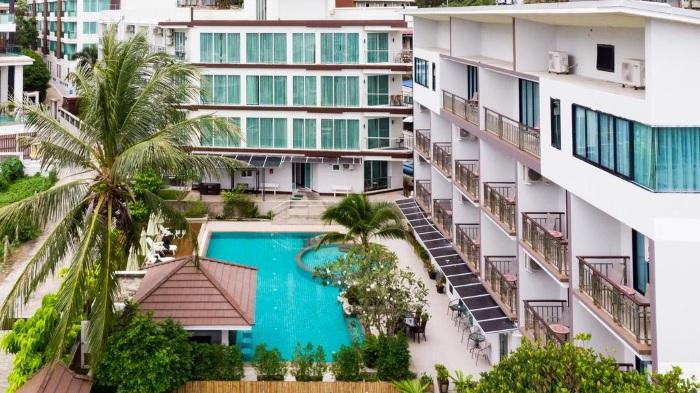 Di pantai boutique beach resort 4 ПатонгТаиланд Отзывы 2020 фото отеля видео цены