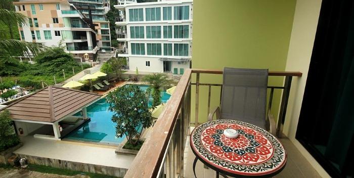 Di Pantai Boutique Beach Resort 4* Патонг, Таиланд. Отзывы, фото, цены