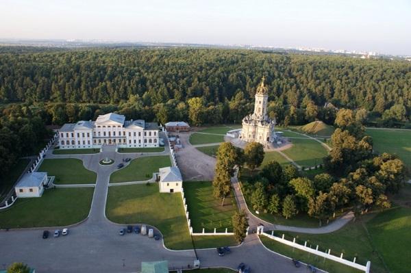 Дубровицы усадьба в Подольске. Фото, история, как доехать, часы работы