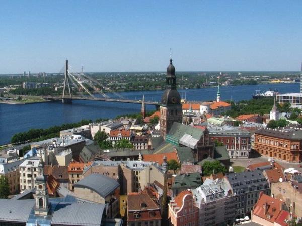 Эстония. Достопримечательности на карте, фото, города, столица, интересные места, что посмотреть туристу