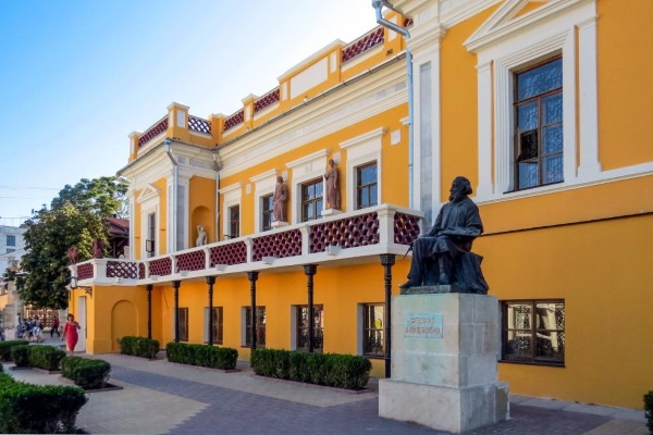Феодосия. Интересные места, исторические достопримечательности, красивые для фотосессии