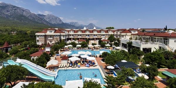 Garden Resort Bergamot Hotel 4* Кемер, Турция. Отзывы, фото отеля, цены