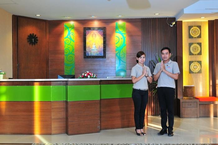 Gazebo Resort Pattaya 3* ex Citin Garden Resort Таиланд/Паттайя. Отзывы, фото, цены