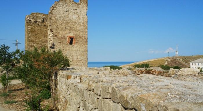 Генуэзская крепость, Феодосия. История, фото, адрес, время работы, цена входа