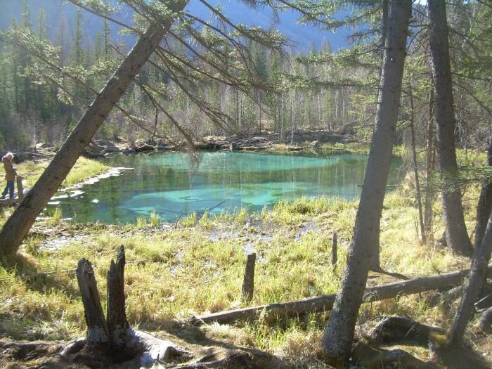 Гейзеровое озеро, Горный Алтай. Фото, где находится на карте, как доехать, можно ли купаться, интересные факты