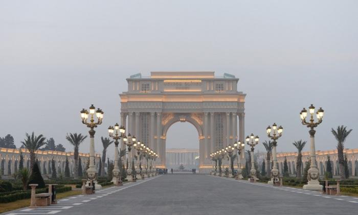 Гянджа, Азербайджан. Достопримечательности, фото, маршрут на карте, что посмотреть за день