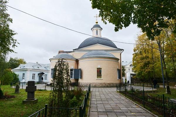 Храм Косьмы и Дамиана в Химках, Москва. Расписание богослужений, фото, адрес, как добраться, история