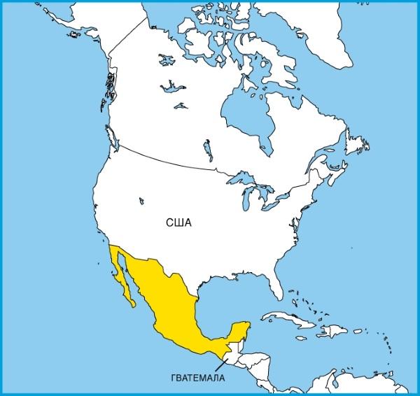Интересные факты о Мексике и мексиканцах по географии. Презентация, фото, видео