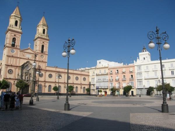 Кадис, Испания. Достопримечательности на карте, фото, что посмотреть за день, куда сходить
