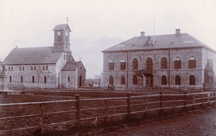 Кафедральный собор Рейкьявика, Исландия Хатльгримс. Фото, интересные факты