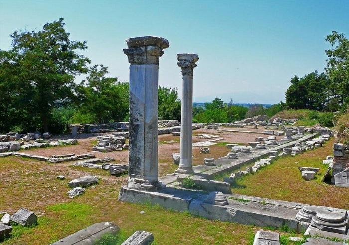 Керкира, Греция. Достопримечательности города на карте, фото, что посмотреть