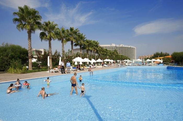 Kervansaray Kundu Beach Hotel 5* Турция, Анталья. Отзывы, фото, видео, цены