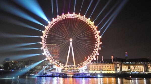 Колесо обозрения в Лондоне. Высота London Eye, фото, цена билета