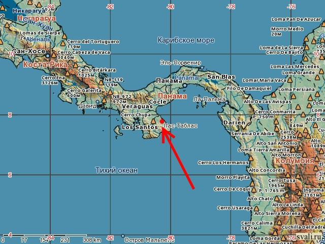 Крайние точки Северной Америки: координаты на карте, , где находятся, фото, характеристики