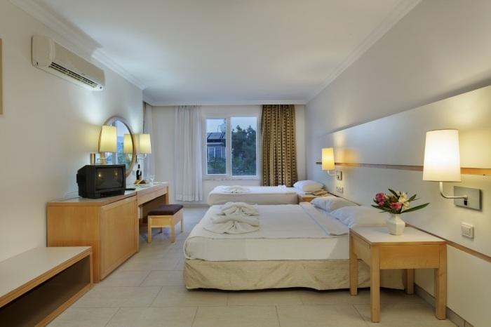 Larissa Holiday Beach Club 4* Аланья, Турция. Отзывы, фото, видео, цены