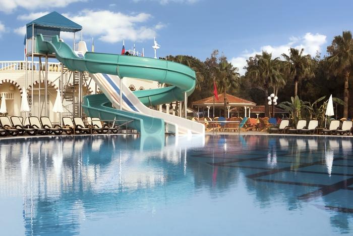 Letoonia Golf Resort 5* Белек/Турция. Отзывы, фото отеля, цены