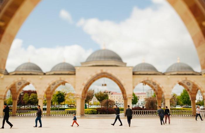 Мечеть Сердце Чечни в Грозном. Фото внутри, адрес, история, интересные факты