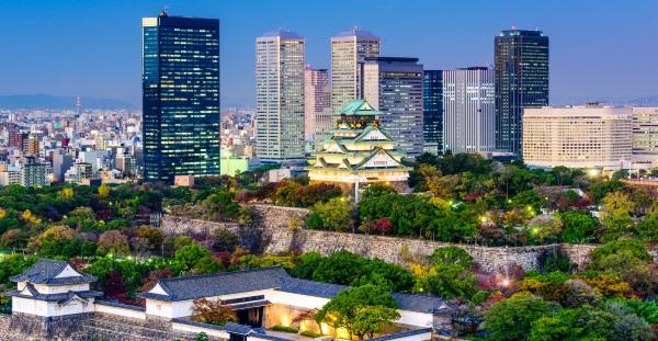 Мегаполисы на острове Хонсю: Осака, Токио, Иокогама, Хиросима и другие. Список, названия, описание
