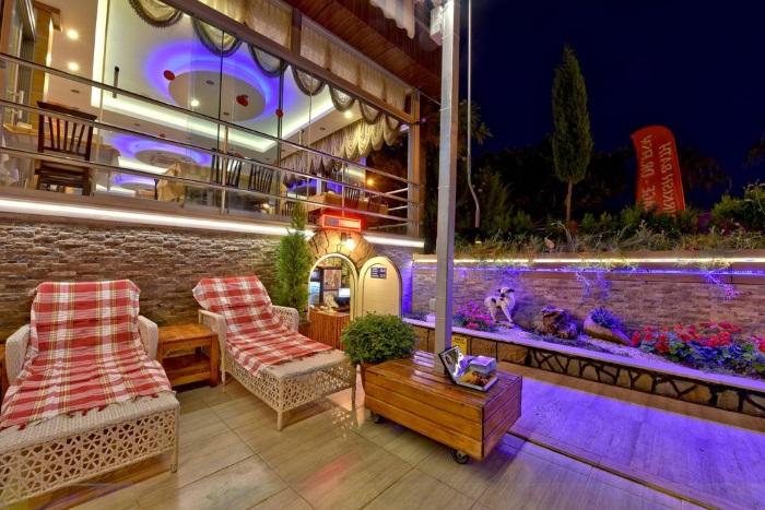 Melissa Kleopatra 3* Алания, Турция. Отзывы, фото отеля, цены