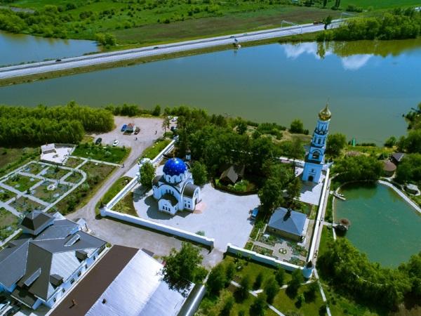Монастырь Всецарица в Краснодаре. Фото, история, адрес, режим работы, как добраться