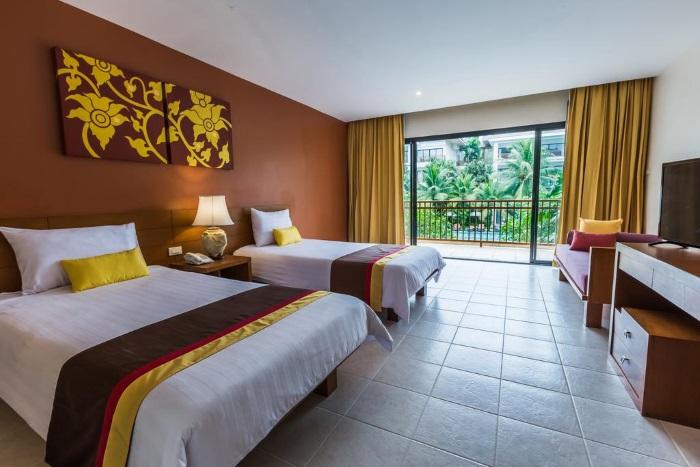 Naithonburi Beach Resort 4* Таиланд, Пхукет. Отзывы, фото отеля, цены