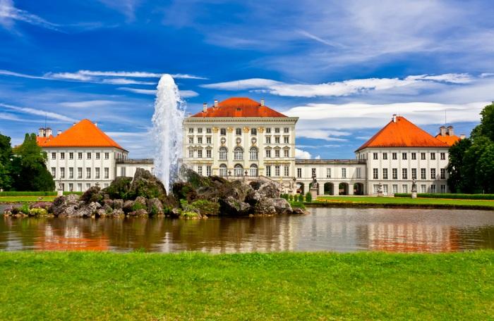 Нимфенбургский дворец в Мюнхене. Фото, часы работы, галереи, история
