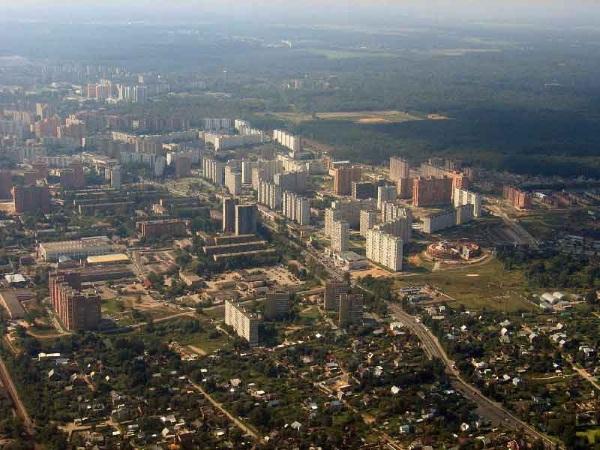 Одинцово. Достопримечательности, фото города и окрестностей, что посмотреть